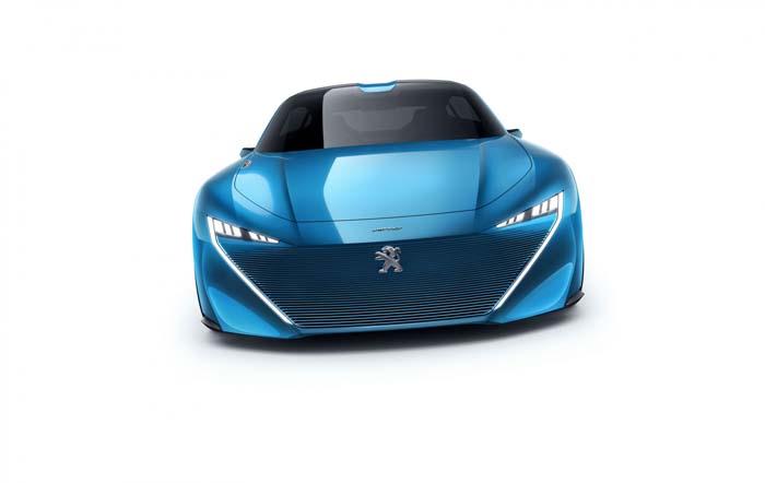 Peugeot Instinct Concept voorkant