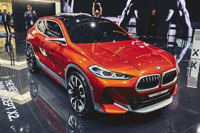 Kritiek Op Aantal Niche Modellen In Gamma Bmw En Mercedes